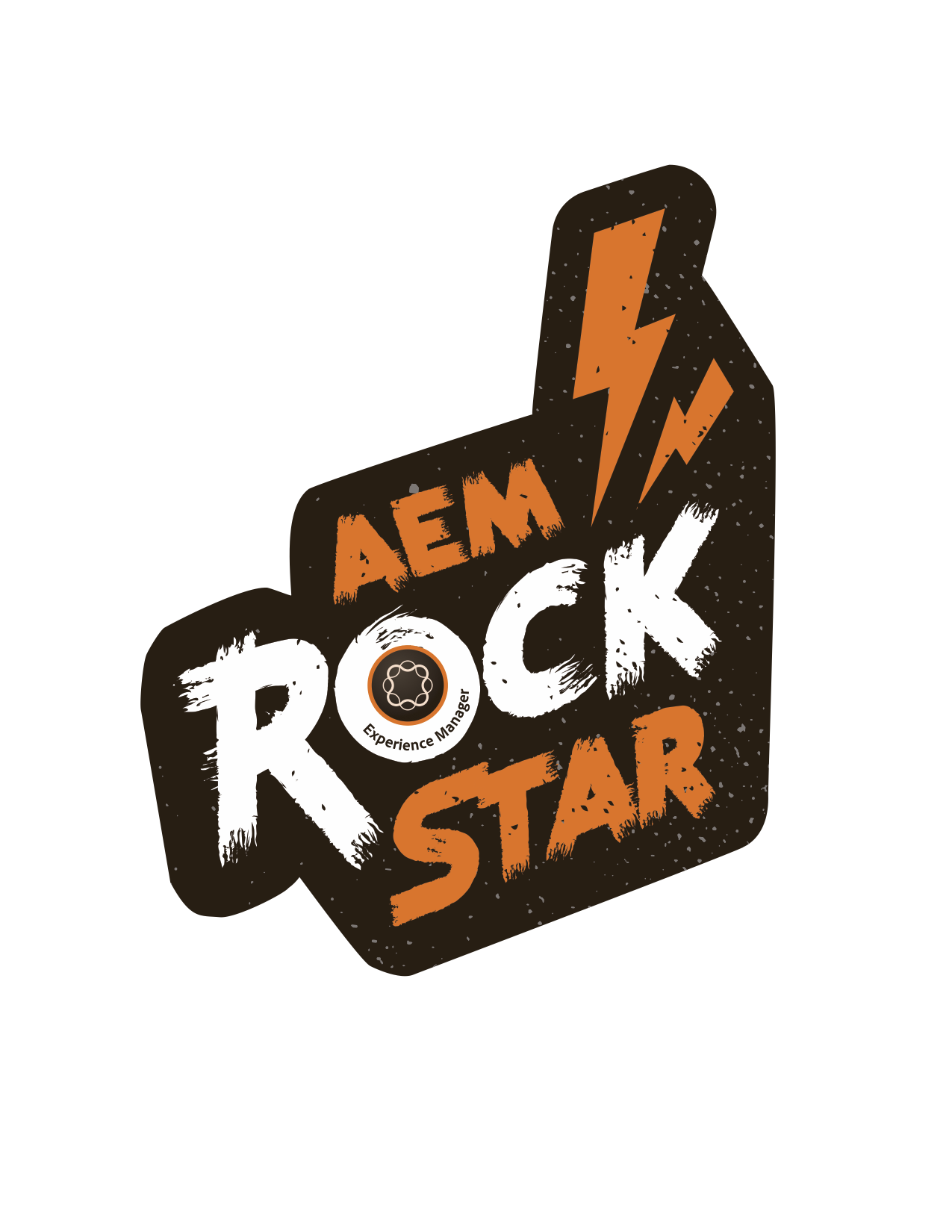 AEM Rock Star Logo