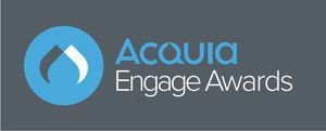 Acquia Engage logo
