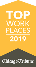 2019 Chicago Tribune Top Workplaces