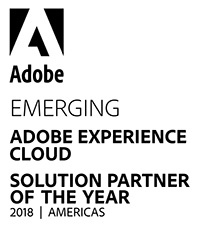 Adobe Emerging Partner of the Year logo