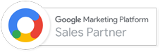 Google marketing platform sales partner badge