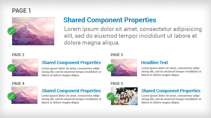 AEM Shared Content and Component Properties | Bounteous