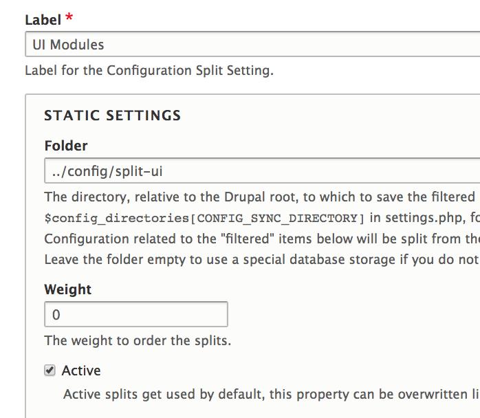 Level Up Your Drupal 8 Configuration Management – Make