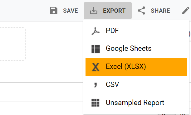 How to Use Time Elements From Google Analytics in Excel