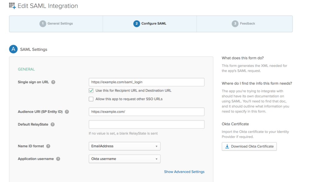 Single Sign-On (SSO) Integration With Okta In AEM 6 3