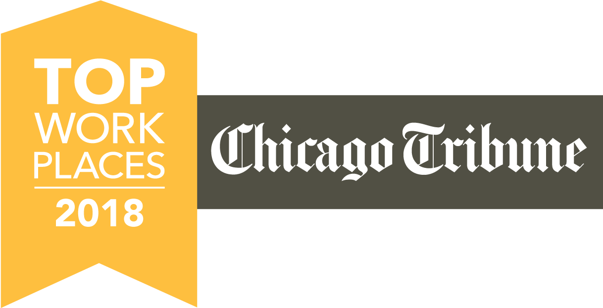 chicago tribune top workplaces 2018