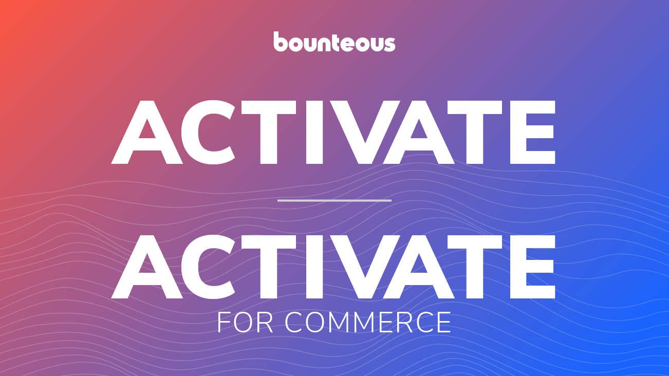 activate and activate for commerce header image