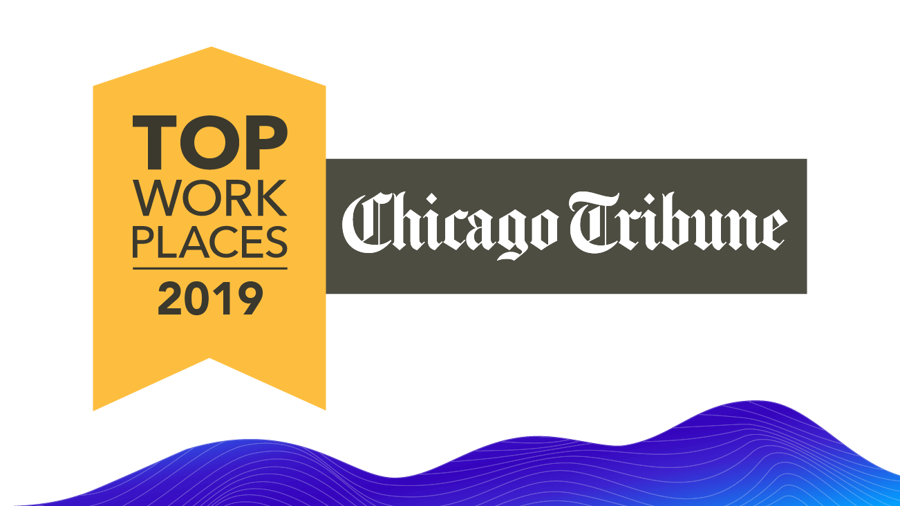 Four Years Running, Bounteous Takes Home Chicago Tribune's Top Workplaces Award blog image