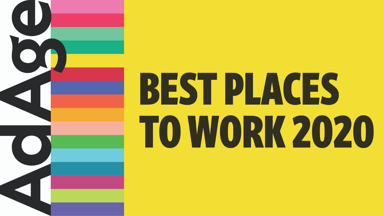 Ad Age Names Bounteous a Best Place to Work image