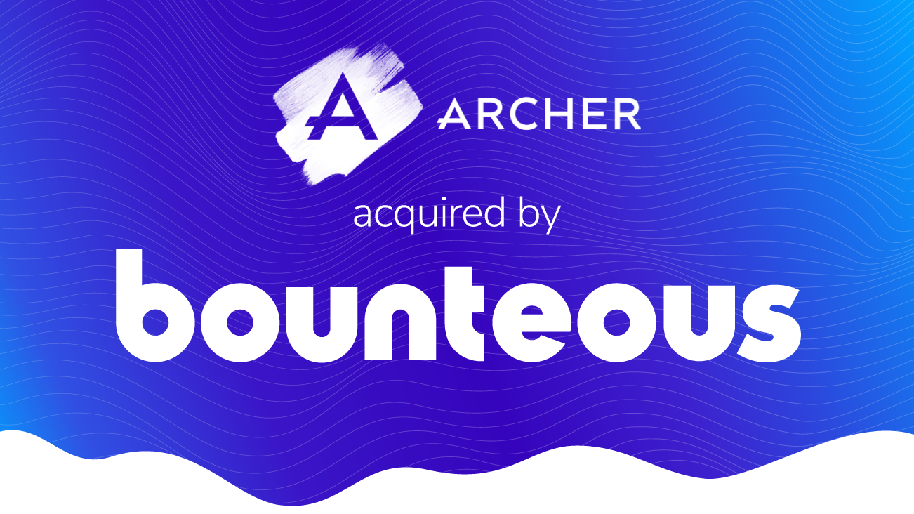Archer acquired by Bounteous press release image