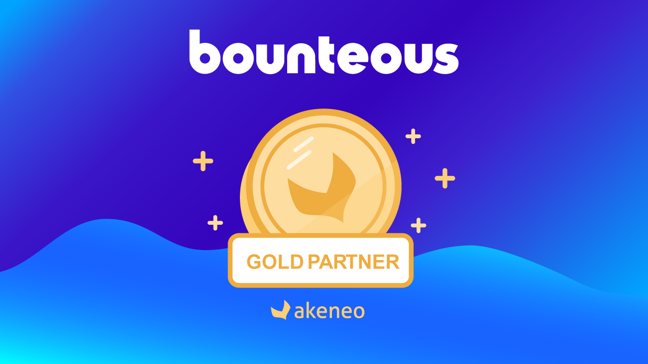 Bounteous Upgraded To Gold-Level Akeneo Partner blog image