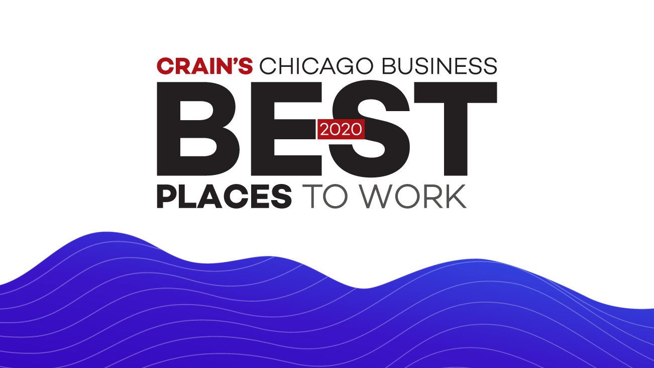 Bounteous Named Top Large Employer in Crain's Chicago Best Places to Work blog image