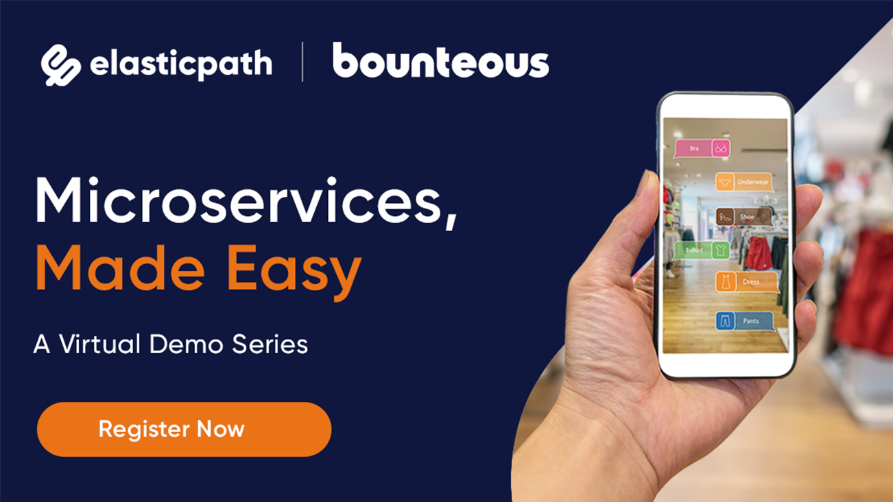 On-Demand Demo Featuring Bounteous & Elastic Path blog image