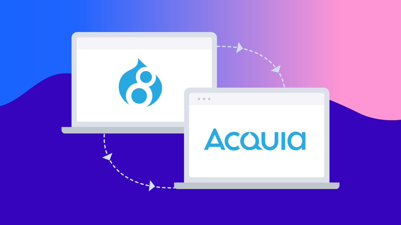 Migrating site to Acquia Cloud Platform image