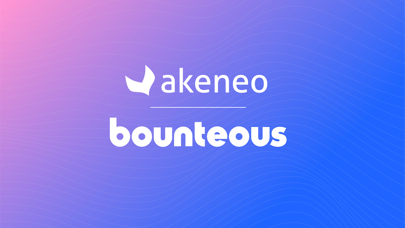 Press Release: Bounteous Launches Compelling Product Experiences with Akeneo
