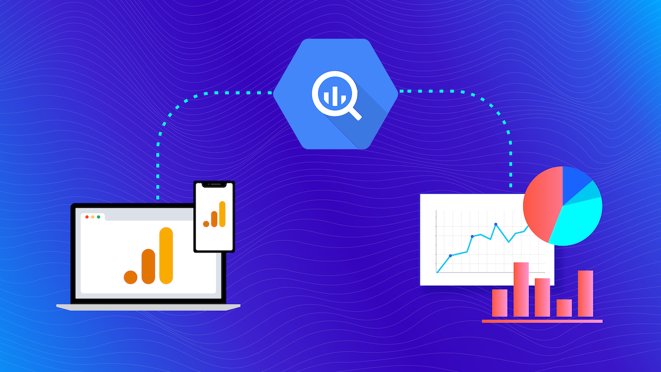 Blog image for Utilizing Google Analytics 4 Properties and BigQuery to Recreate Site Search Metrics From Universal Analytics