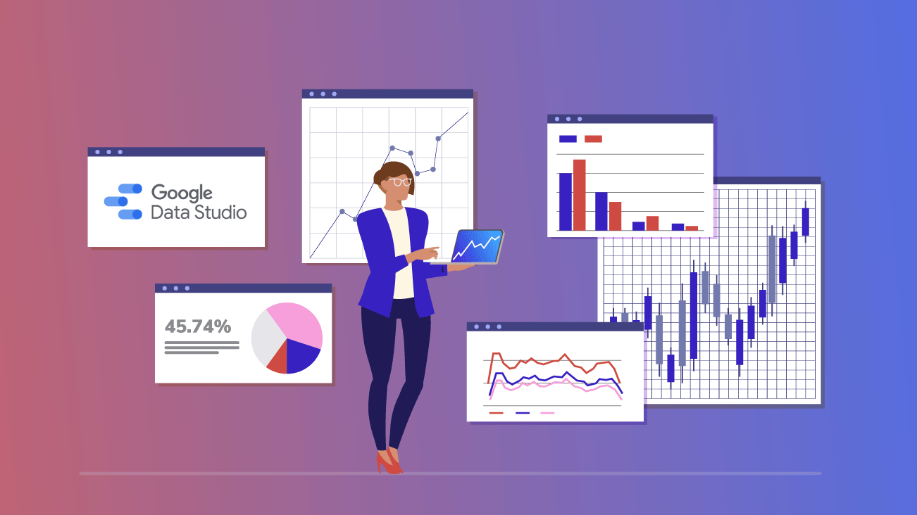 Blog image for Getting Started with Data Visualization Using Google Data Studio