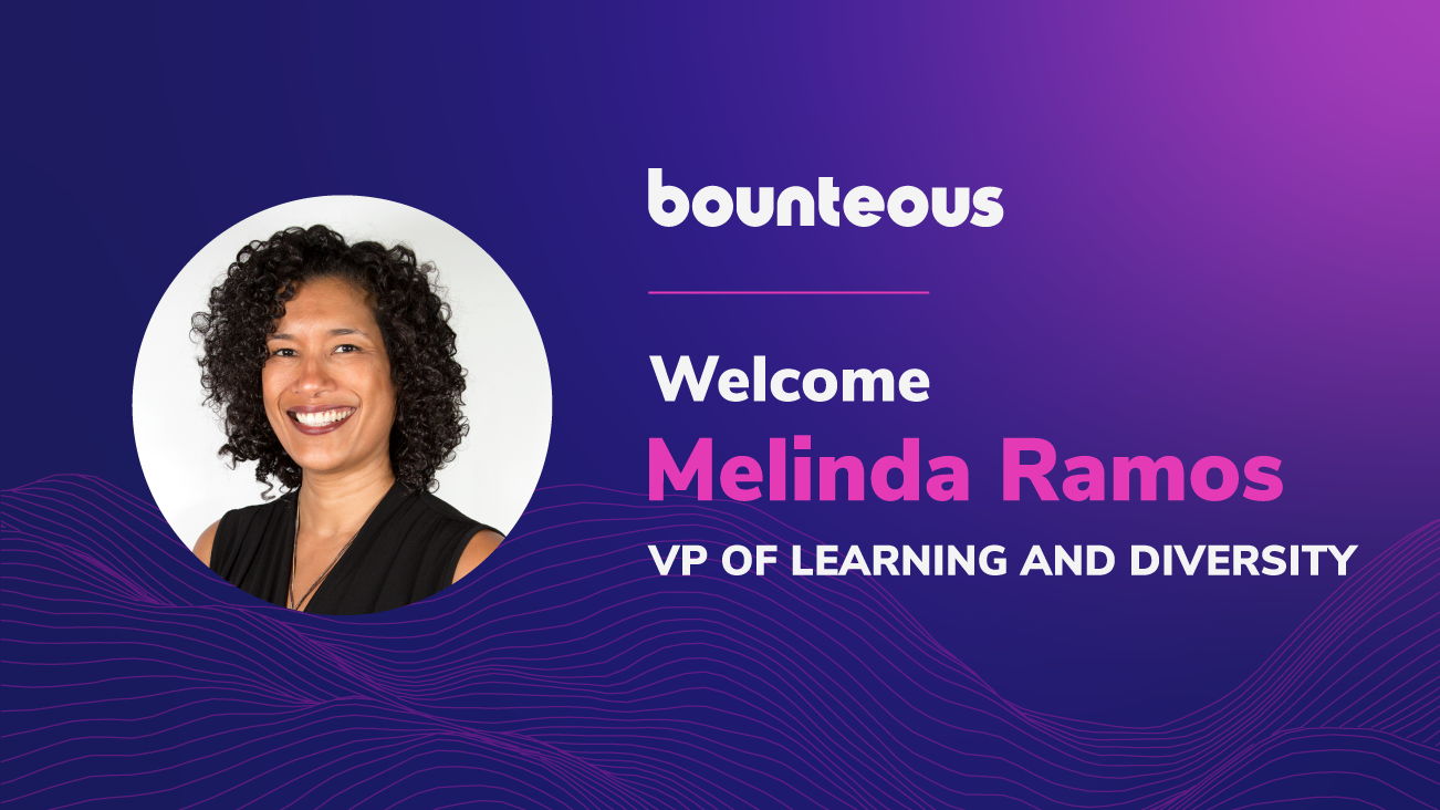 Press Release Image for Bounteous Names Melinda Ramos as Vice President of Learning and Diversity