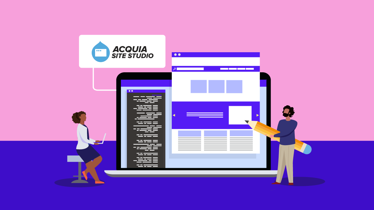 Blog image for Acquia Site Studio: Why You May Need It for Your Next Drupal Project