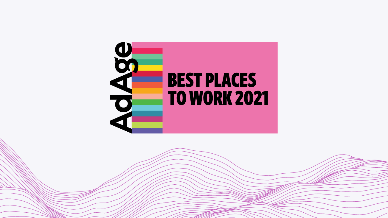 Image for Bounteous Secures Consecutive Ad Age Best Place to Work Win for 2021