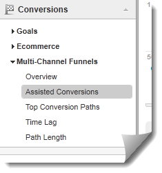 Multi-Channel Funnels are here!