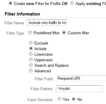 How To Use More Than 1 Include Filter, without losing data in GA