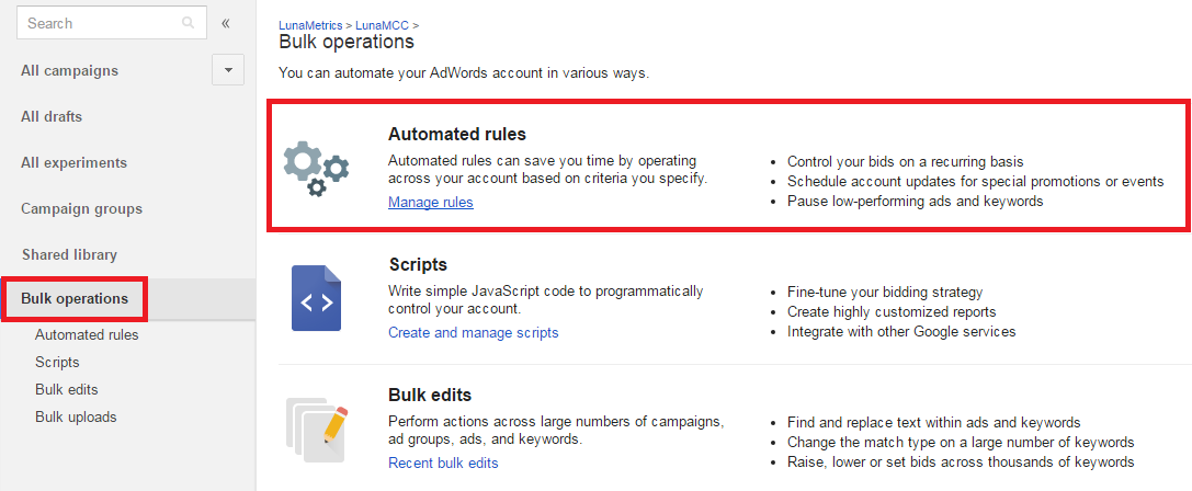 adwords-automated-rules