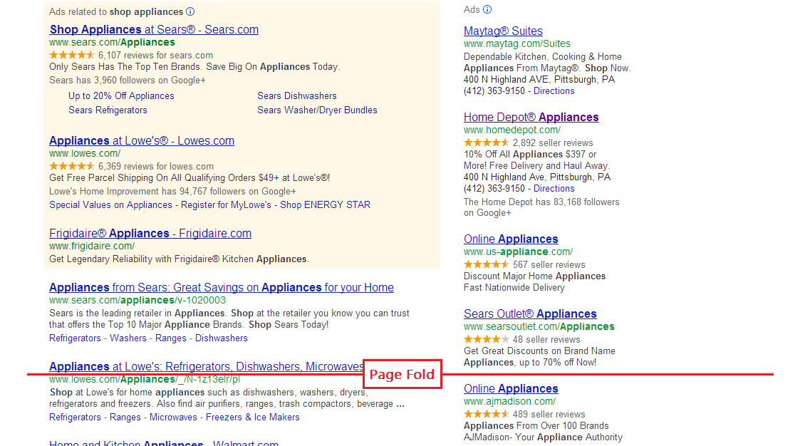 Targeting non-brand search with PPC & search engine optimization yields similar results.