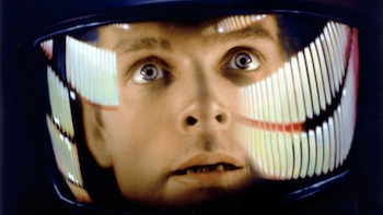 Dave on a space odyssey