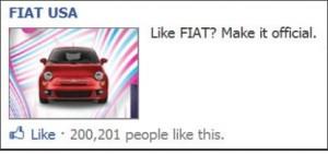 FIAT USA Ad