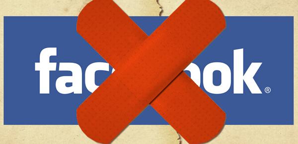 Facebook-Band-Aid