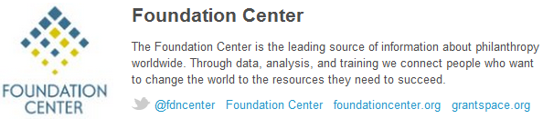 Foundation Center Bio