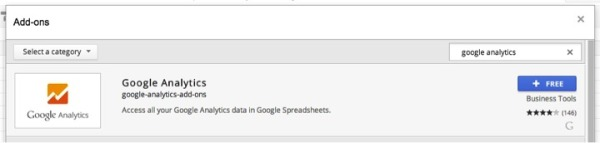 Google-Analytics-Add-On