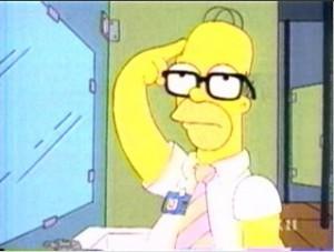 Homer Simpson SMRT