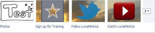 Luna-Metrics-Apps