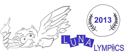 The Offical LunaMetrics Office Olympics (a.k.a. LunaLympics) Logo