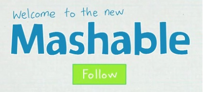 Mashable Follow