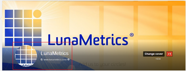 New-Google-Plus-Page-Profile-Picture-LunaMetrics-Example