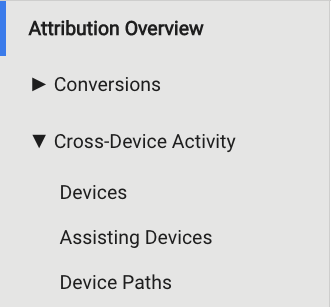 Google AdWord Device Attribution