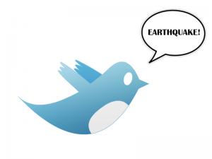 Twitter Earthquake