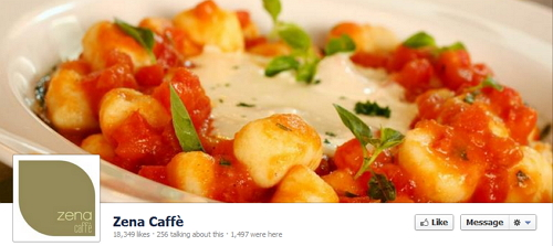 Zena Caffe's Facebook Cover Photo
