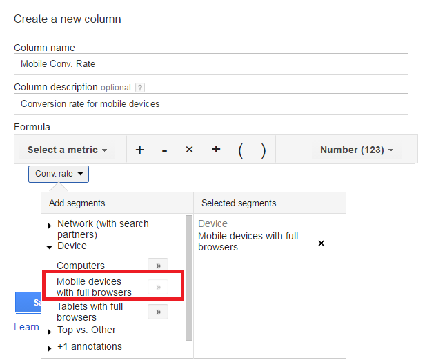 adwords-mobile-conv-rate-columns