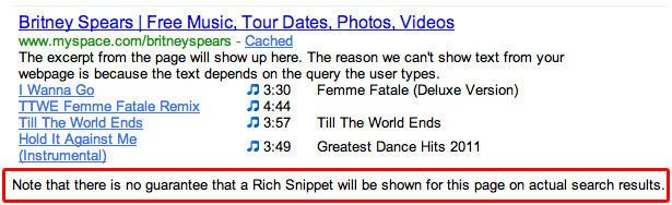rich-snippets-for-music-britney-spears