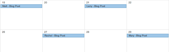 Four Tips for Coordinating Company Blog Efforts | Bounteous