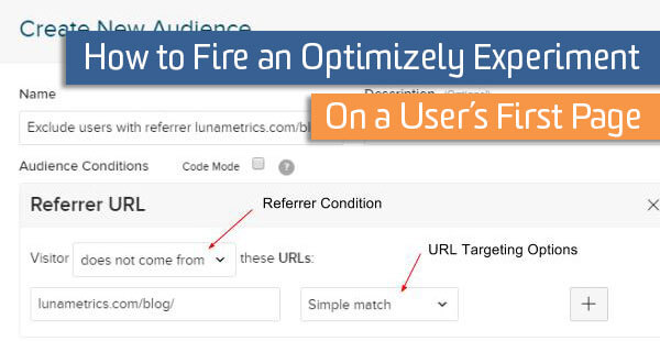 how-to-fire-optimizely-experiment-user-first-page