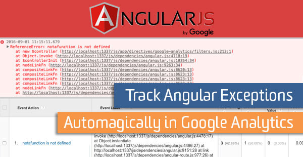 track angular exceptions in google analytics