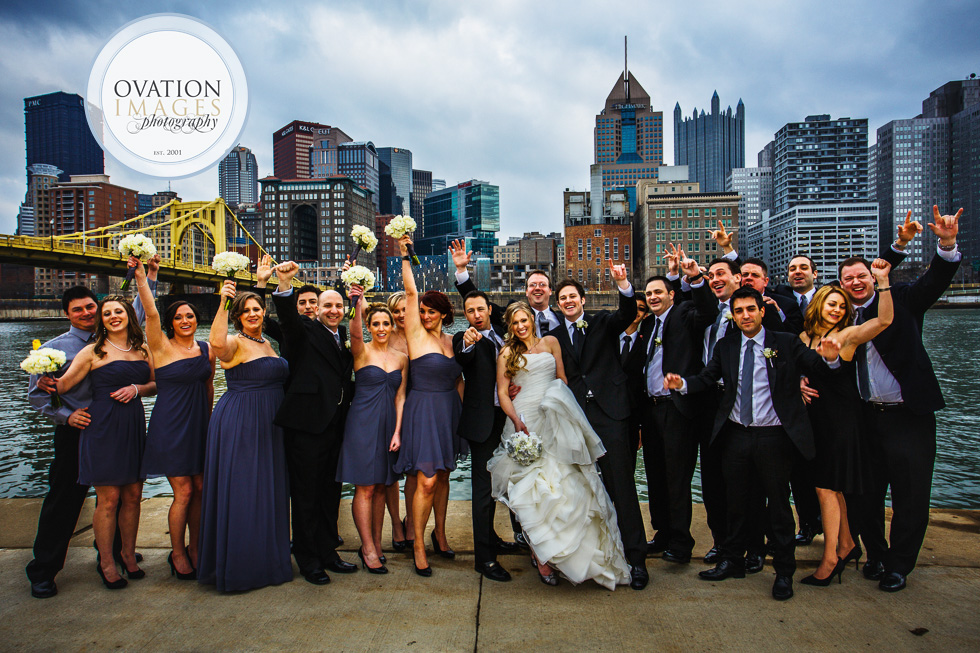 Pittsburgh Wedding Photographer - Ovation Images