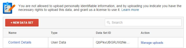 data-import-set