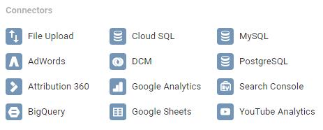 Data Studio Connectors