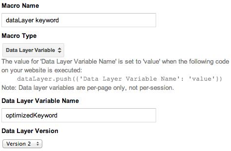 datalayer-keyword-gtm